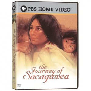 The Journey of Sacagawea DVD cover