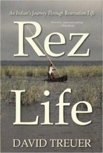 Rez Life book cover