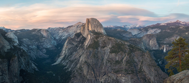 Glacier Point Yosemite view