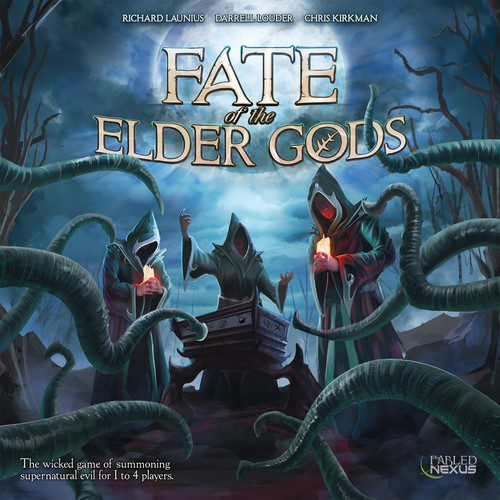 Fate of the Elder Gods game cover