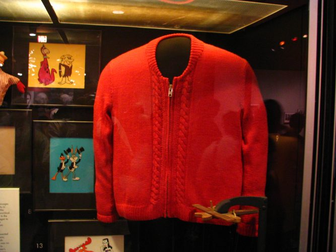 Cardigans and Kindness: Fred Rogers