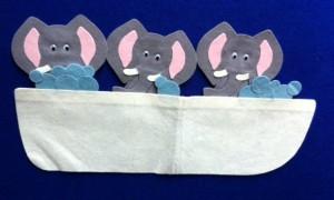 Five Elephants in the Bathtub