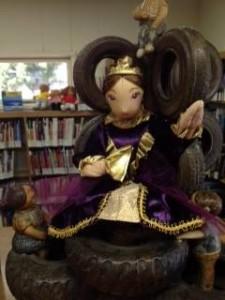 meet princess violetta