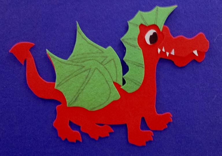 Dragon Craft Preschool