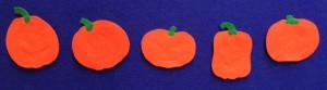 5 Little Pumpkins Flannelboard cropped