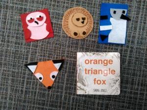 orange triangle fox 2