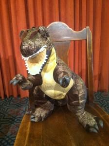 Dinosaur PuppetNew