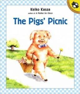 Pigs picnic
