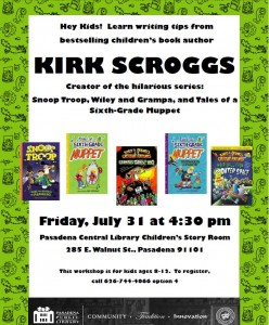 kirk scroggs