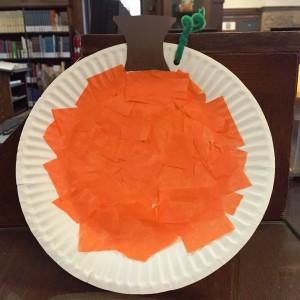 Pumpkin Craft 2