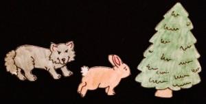 Run Rabbit Run flannelboard cropped