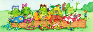 frogs-on-log-spread