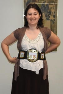 me with lucha libros belt 2