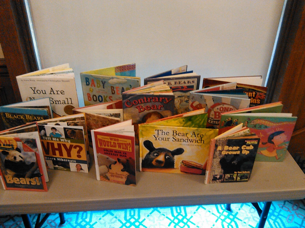 Bears Preschool Storytime Kids Blog