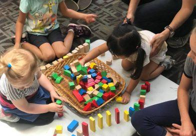 Preschool STEAM ~ Building