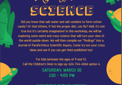 Make-Believe Science: Kids' Writing Workshop