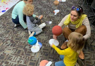 Solar System ~ Preschool STEAM