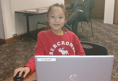 Using Computer Science for Good — Kids' Coding Club and Computer Science Education Week