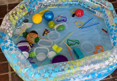 Bouyancy ~ What sinks?  What Floats? – Preschool STEAM