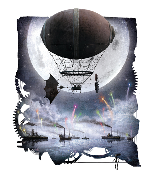 from Steampunk Poe
