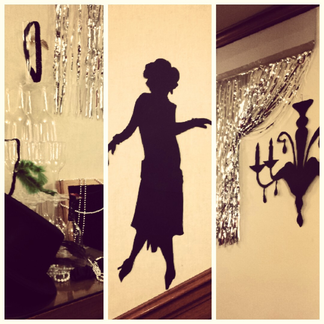 roaring20s decor