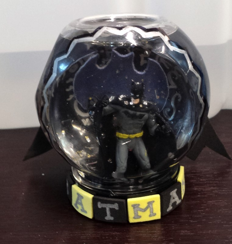 Batman snowglobe by Sofia P. age 14