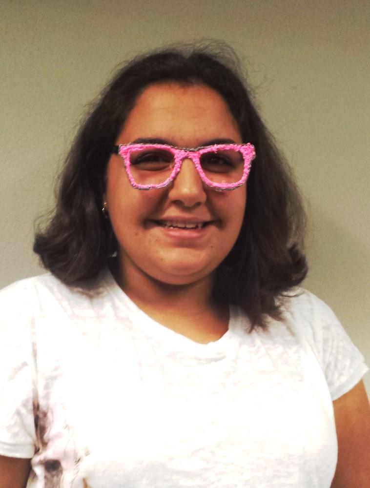 Lori, grade 8