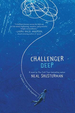 YA Book Club -- Challenger Deep
