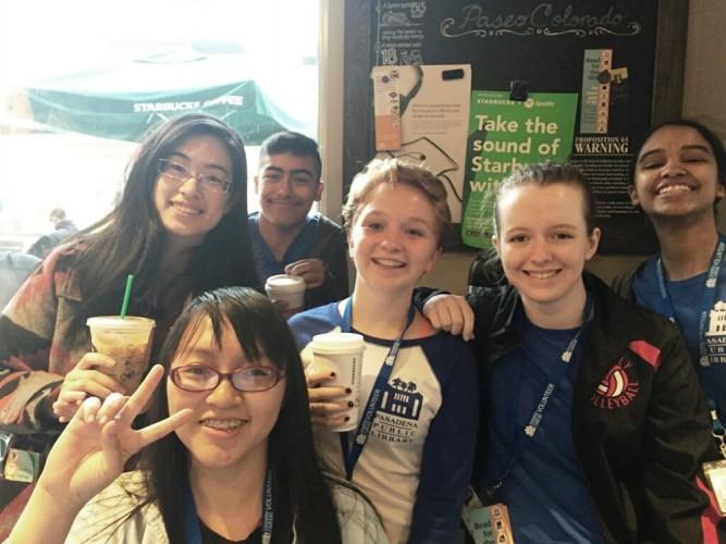 Teen Advisory Board -- June 2016