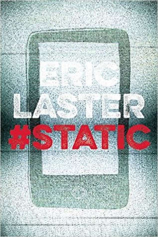 Static – teen review, author interview, & book club