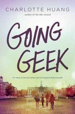 Going Geek — teen review and author interview