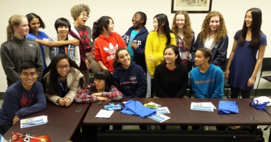 Teen Advisory Board — January 2017