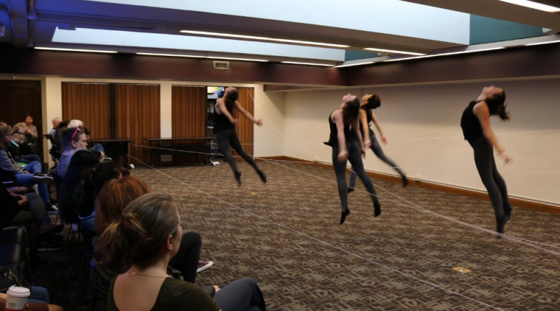 Ceiling in the Floor – Lineage Dance