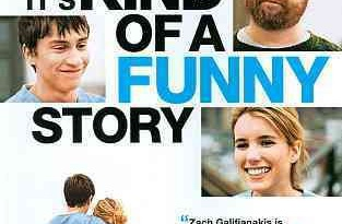 It's Kind of a Funny Story — movie discussion