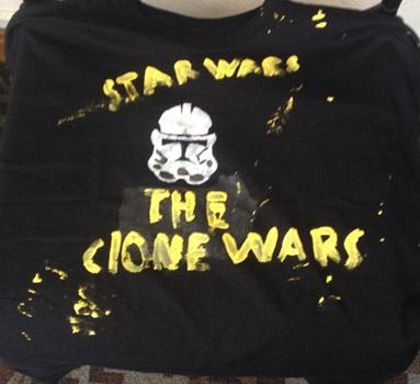 Tshirt Painting Teens Blog