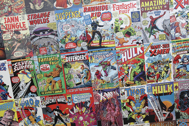Celebrate the Freedom to Read: 6 Great Comic Books and Graphic Novels