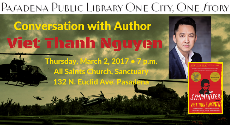 One City, One Story Author Visit