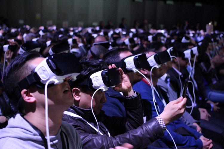 Virtual Reality at the Library