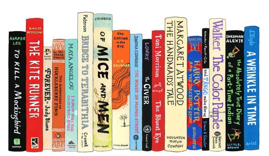 Banned Books Week, September 26 - October 2, 2021