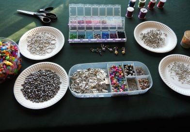 December Craft: Jewelry Workshop for Kids