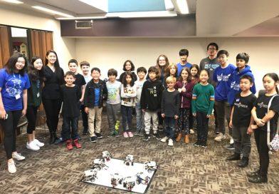 LEGO Robotics: Mindstorms